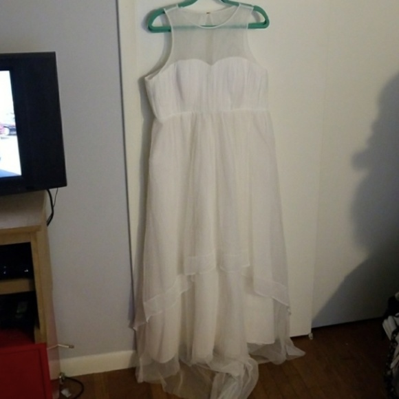 Modcloth Dresses & Skirts - Geode for Modcloth Wedding Dress 1X